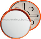 OUTDOOR Stainless Steel Convex Mirror 600mm