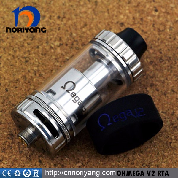 2016 newest Advken Ohmega V2 rta atomizer from Noriyang