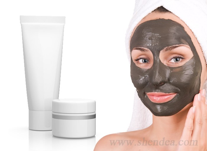 ODM/OEM the best natural whitening private label dead sea mud mask israel facial dead sea mud mask
