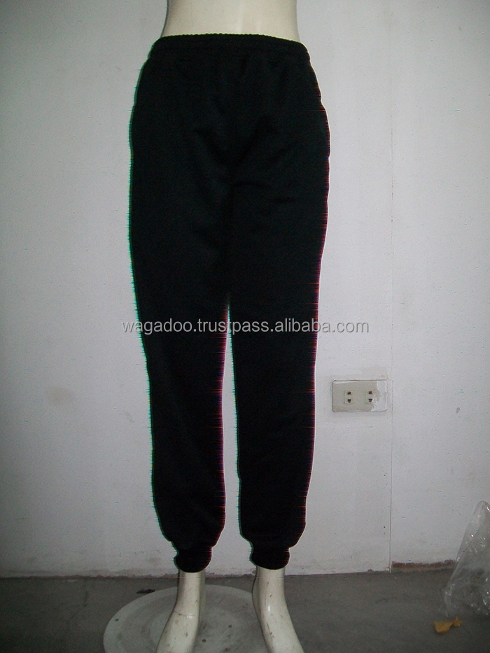 Jogger Pants made of Double Face fabric