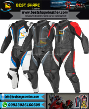 Best quality 2 pieces custom made motorbike apparel costume for racing