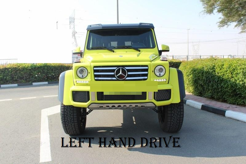 MERCEDES-BENZ G500 JEEP (LHD) (Gasoline,30331030)