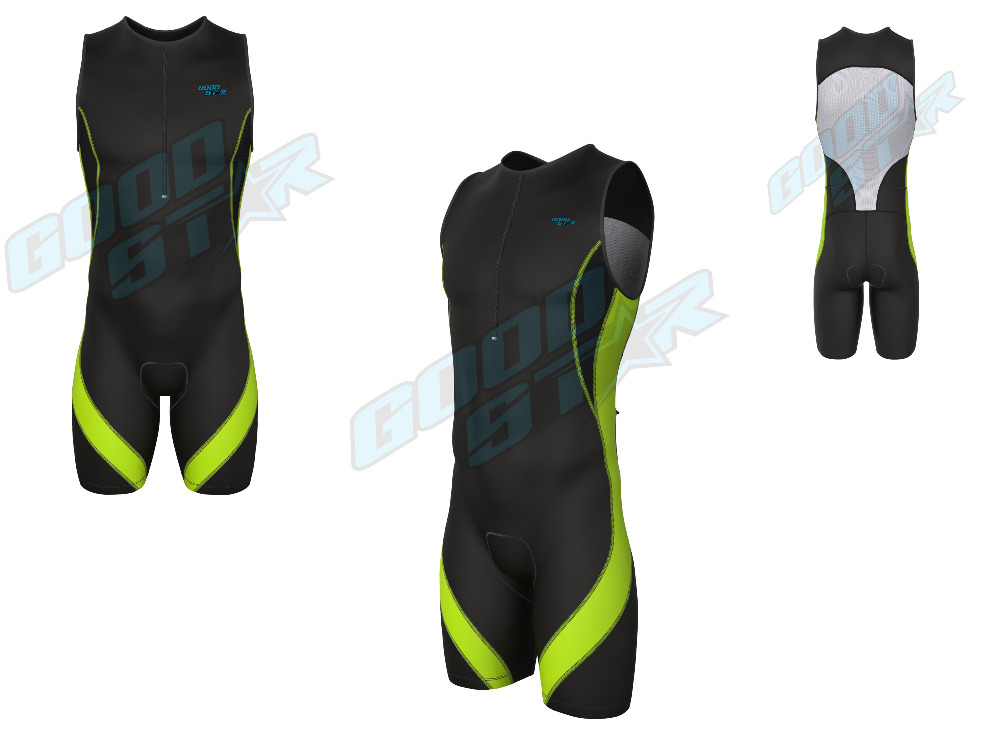 Custom Lycra Spandex Triathlon Skin Suits/Lycra Speed Suit/Mens Triathlon Suits Cycling Triathlon Suit