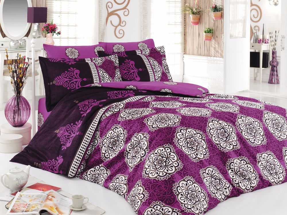 Majoli Renforce Bedding Sets 6 Pcs King Size, Alonzo V3