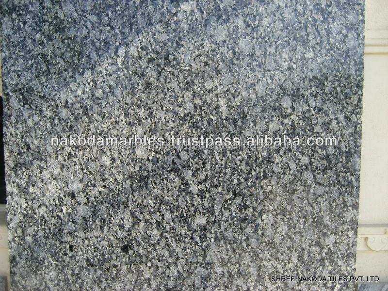 Platino losa de granito azul granito identificaci n del for Granito azul platino