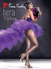 Pierre Cardin Hera Semi-Shiny Pantyhose, Stockings, Hosiery