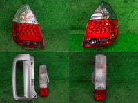 HIGH QUALITY USED JAPANESE LIGHTNING PARTS -USED TAIL LENS- FOR TOYOTA, NISSAN, HONDA, MITSUBISHI, SUZUKI, MAZDA ETC.