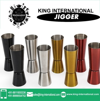 1300ml stainless steel 18/8 Jigger with tong