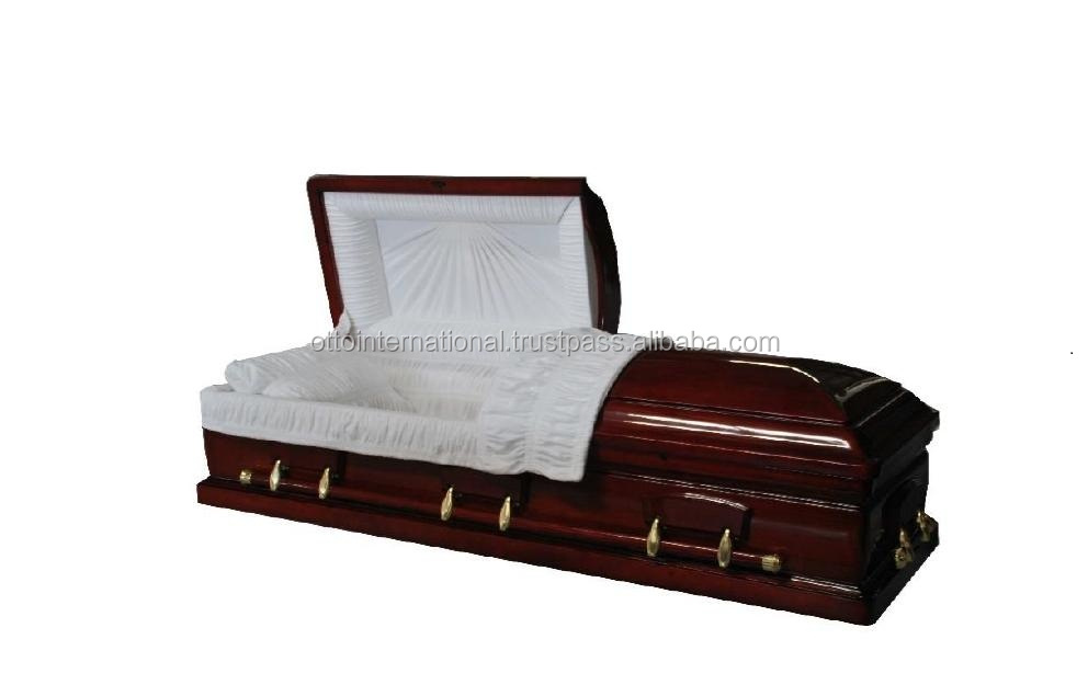 Wood Caskets & Wood Coffin