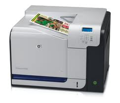 H P Color LaserJet CP 3525dn
