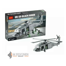 Decool Black Hawk Helicopter