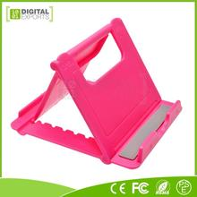 Factory supplied cell phone shoulder holder, leather mobile phone stand, plastic car phone stand