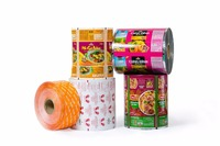 High quality noodle packaging plastic film