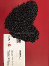 Virgin carrier resin Black masterbatch Polymers in various Engineering Plastics for direct Injection Moulding.