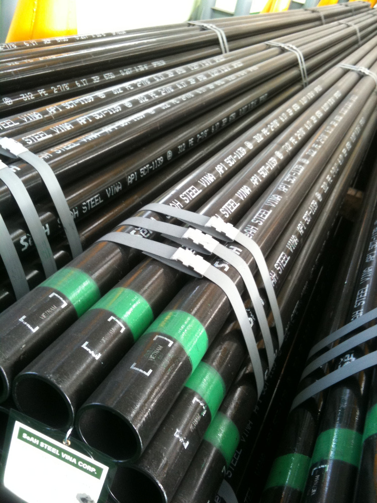 "2"" to 8-5/8"" API 5L LINE PIPE X42, X52 - KOREA LINE PIPE"