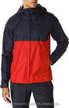 Rain jackets - high quality polyester men wind proof, water proof, rain jacket wind breaker jacket