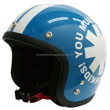 High quality kids motorcycle helmet casual style available in various colors