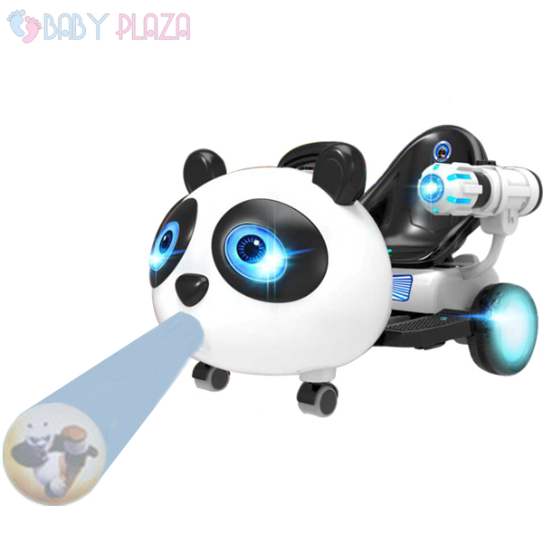 Battery Baby car Panda F2016, Baby ride on car control by remote