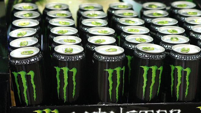 Soft #Monster#Energy Drink