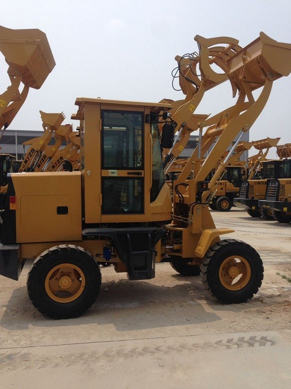 SNSC 1Ton Wheel Loader