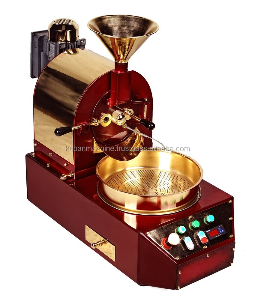 Coffee Roaster, Coffee Bean Roasting Machine for Shops with High Quality, Kuban Commercial Roaster roasting machines
