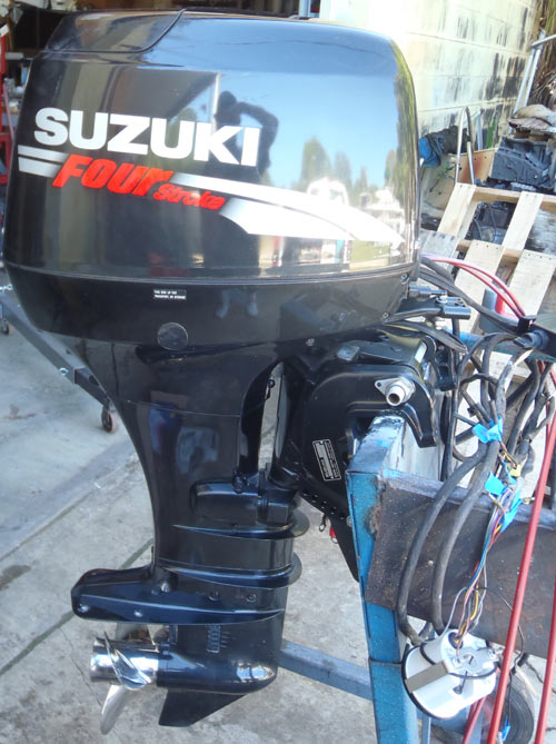Affordable Price For Used/New Suzuki 50HP Outboards Motors