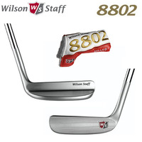 * 2015 model year * [100 anniversary reprint model] Wilson Golf 8802 milled putter True Temper Head Speed steel shaft WILSON STA