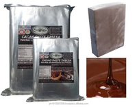 Pure RAW CACAO LIQUOR PASTE - Low100% Natural & Chemical Free