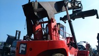FANTUZZI Used container reach stacker for sale