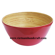 High quality eco-friendly handcrafted Vietnam lacquer wooden coconut shell handicrafts