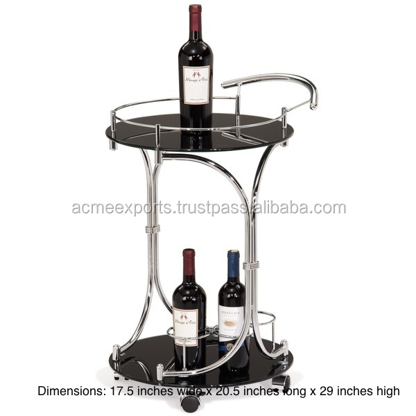 Mini Wine Trolley Exporter and Supplier