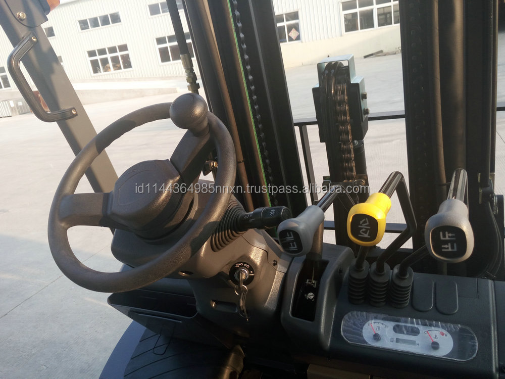 4 ton TCMC diesel forklift mitsubishi forklift spare parts From Japan