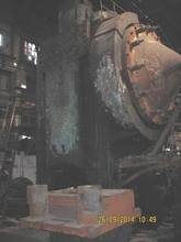Hot forging press Russia 4000 ton
