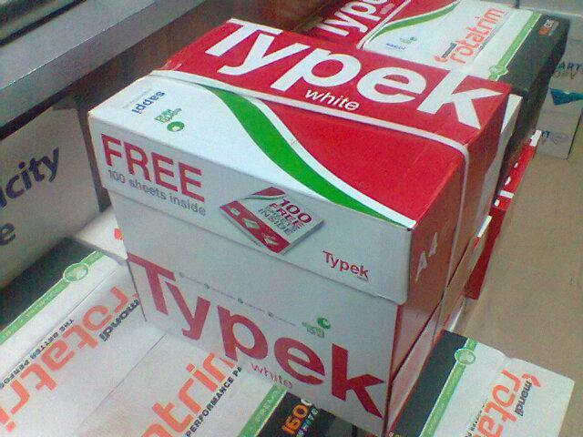 a4 typek paper for sale south africa