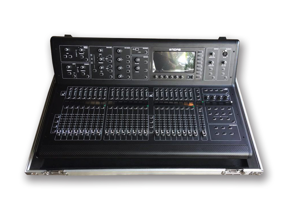New desigh Midas M32 mixer flight case
