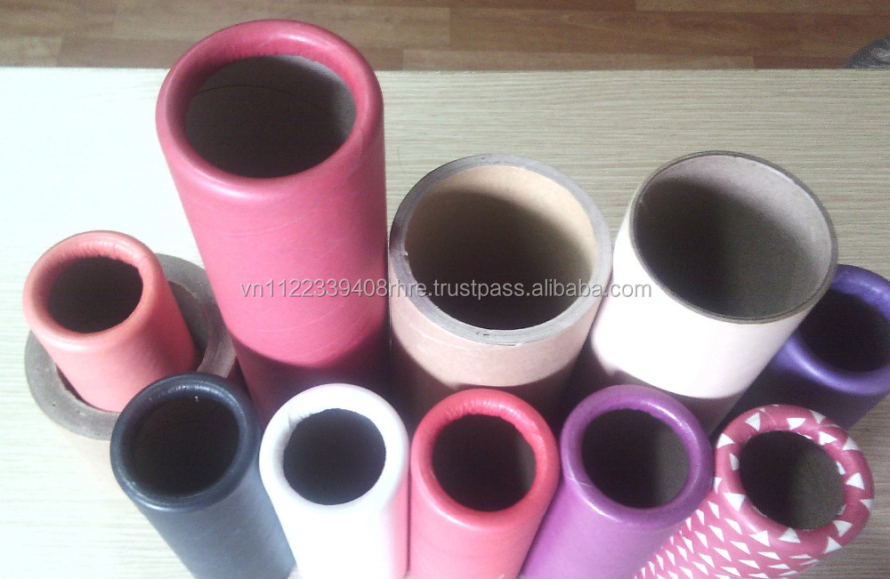 Paper Tube & Paper Core Making From Automatic Machine