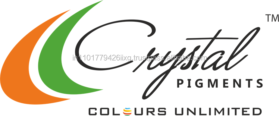 Crystal Pigments- FRP Pigment Pastes