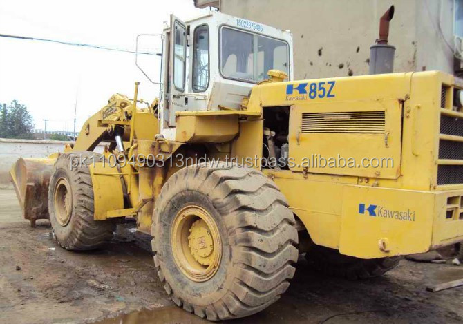 Japan Used Kawasaki 85Z Wheel Loader for sale