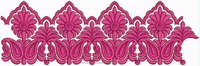 laces - Good selling fancy embroidery designs water soluble lace