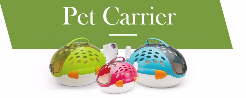 639 Taiwan design Pet product,Dog Cat Transport Cage,3coior Plastic pet carrier