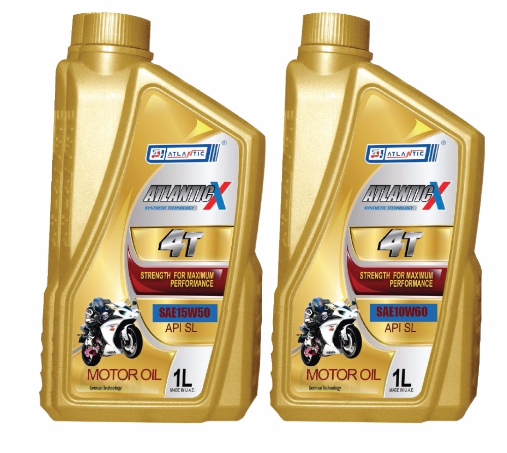 Atlantic 4T Motor Oil