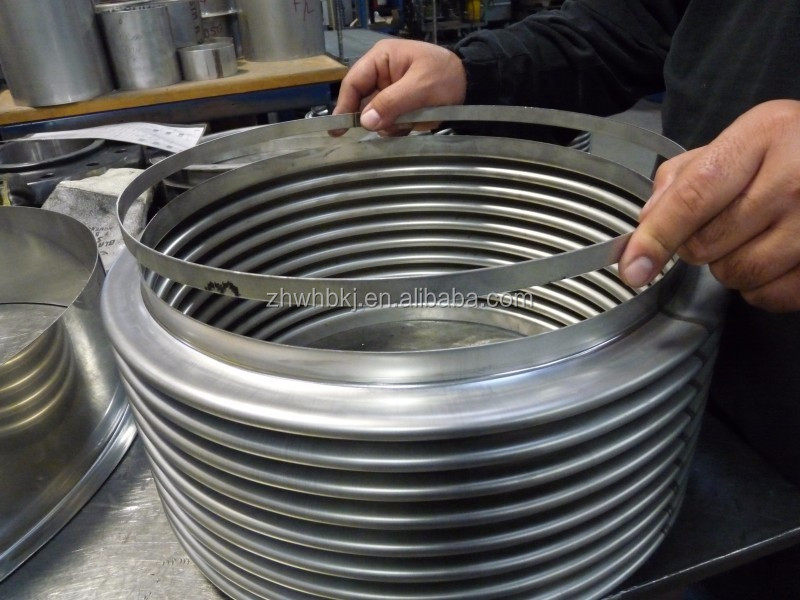 Stainless Steel Bellows compensation