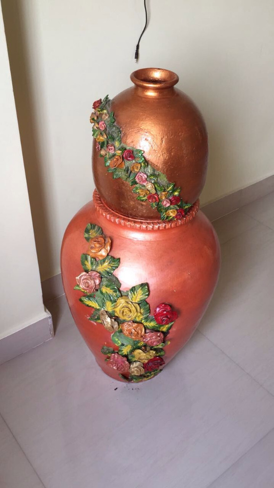 Hand Made Decorative Pots