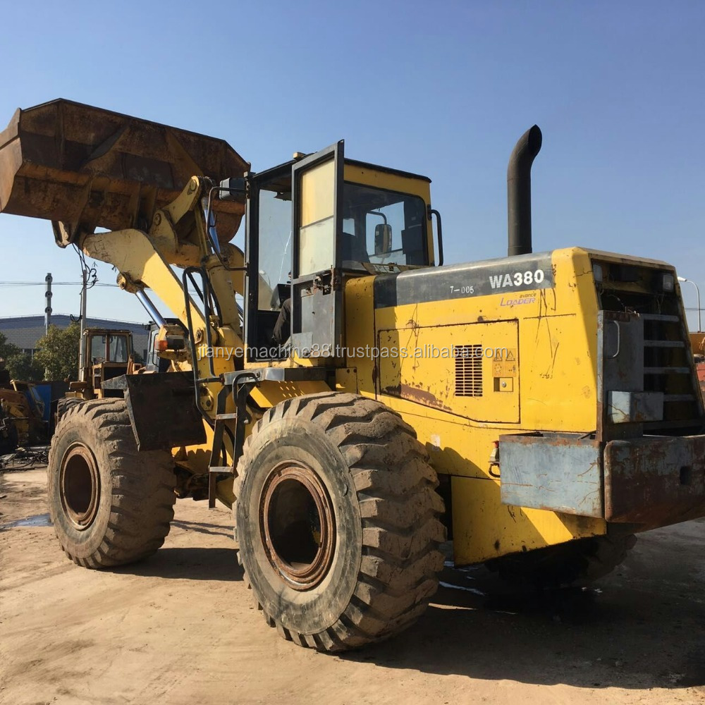 Used Komatsu Wheel Loader Price