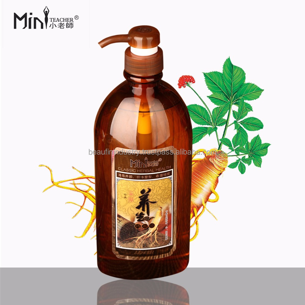 Private Label Is Welcomed Pueraria Lobata Root Extract Natural Massage Oil For Full Body Use