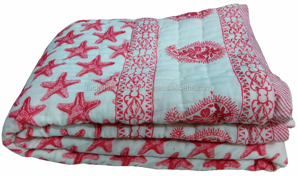 Pure Cotton Jaipuri Duvet Razai