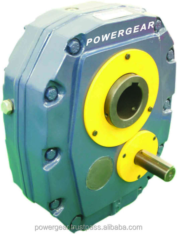 Made in India - SMR Series Shaft Mounted Reduction Gearbox