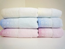 High quality Excellent elasticity 100% cotton Face Towel & Bath Towel at reasonable prices , small lot order available