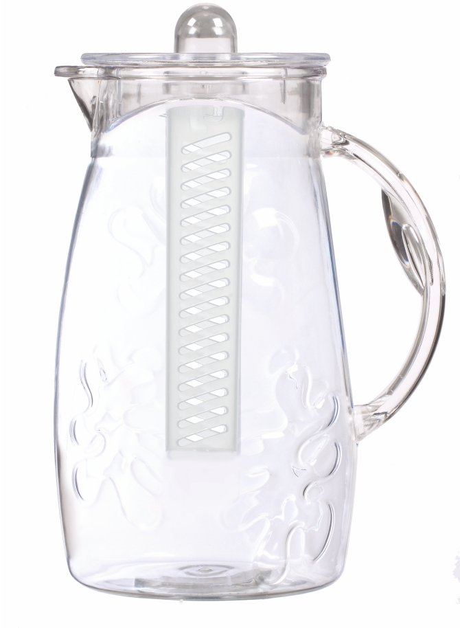 Jug with infuser - PC