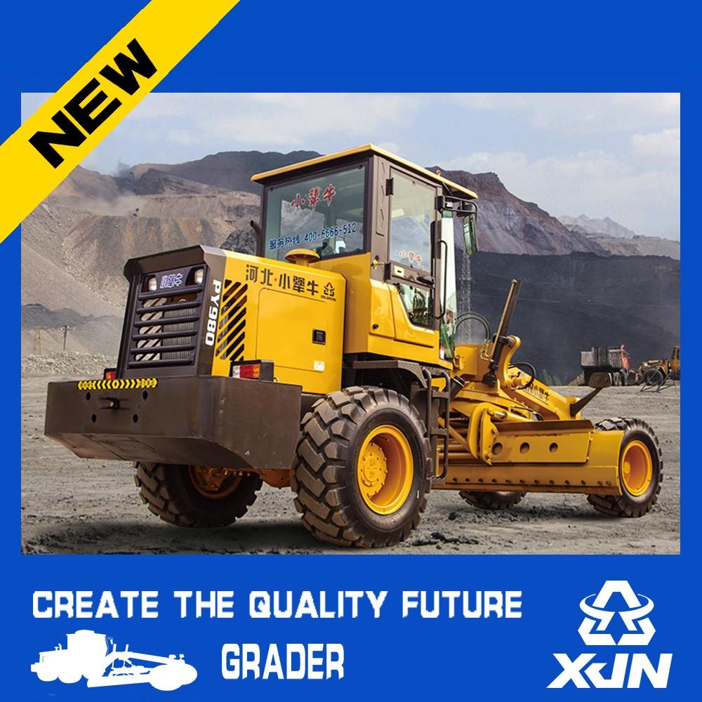 Mini Motor Grader Used 100hp Motor Grader Road